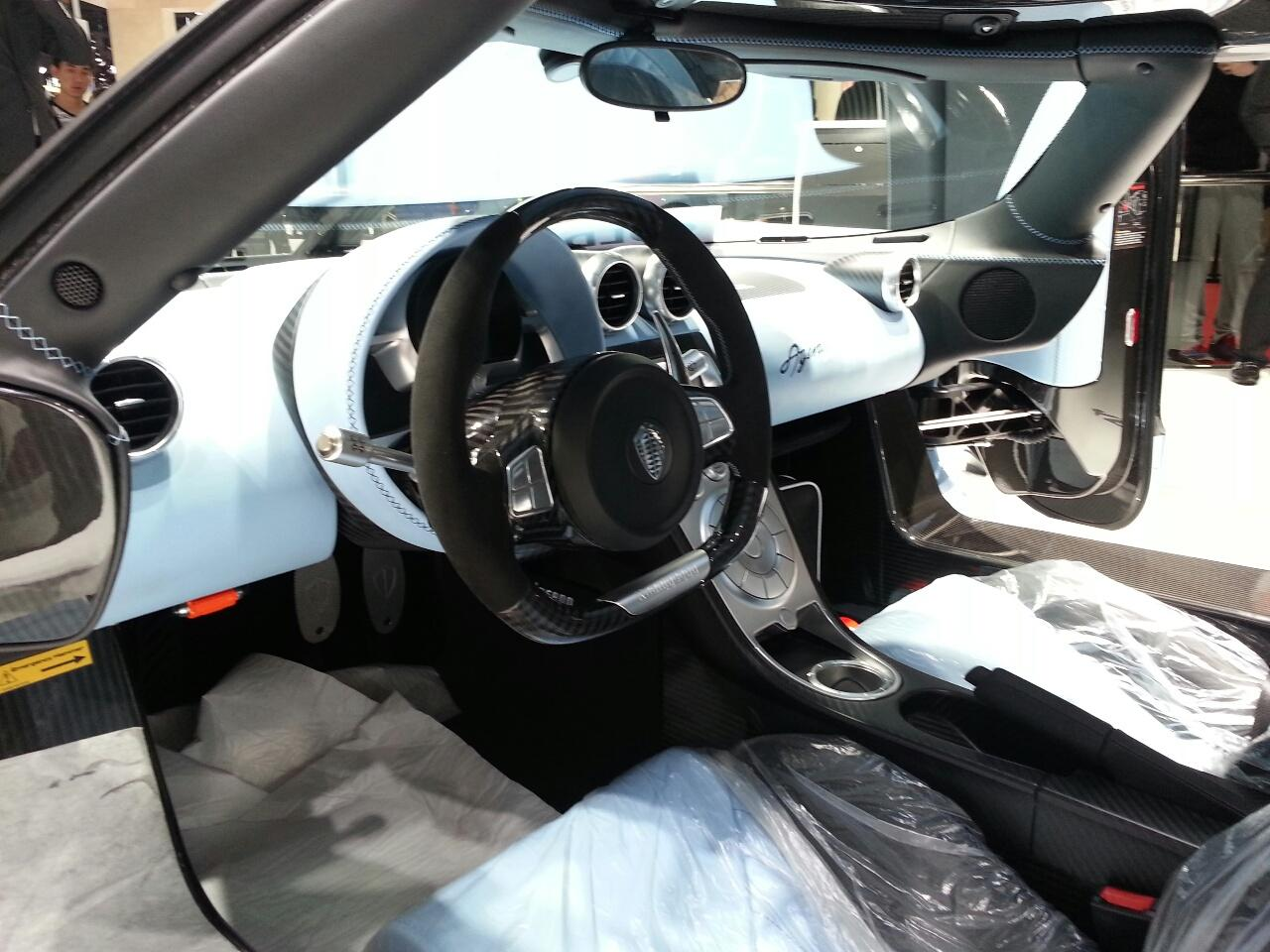 Koenigsegg koenigsegg agera r interior : 100+ [ Koenigsegg Car Interior ] | Released Stargt 2011 Koenigsegg ...