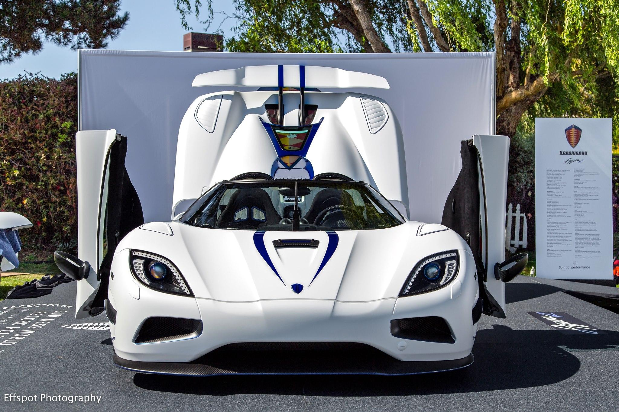 Blue Fire Extinguisher >> #092 - Koenigsegg-Registry.net