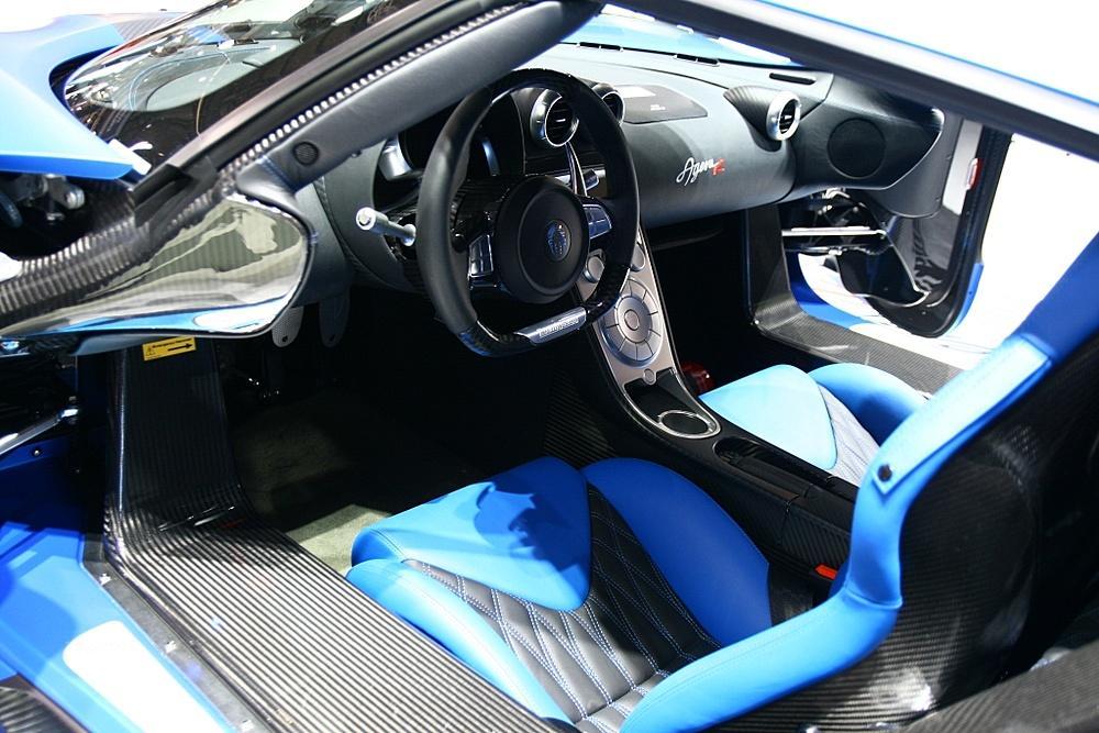 Koenigsegg Agera R Blue Interior | Www.pixshark.com ... Koenigsegg Agera